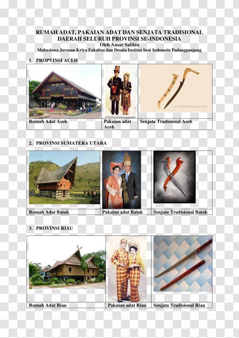 Rumah Adat Batak Png : rumah, batak, Provinces, Indonesia, Rumah, Jambi, Region, Indonesian, Weapon, Transparent