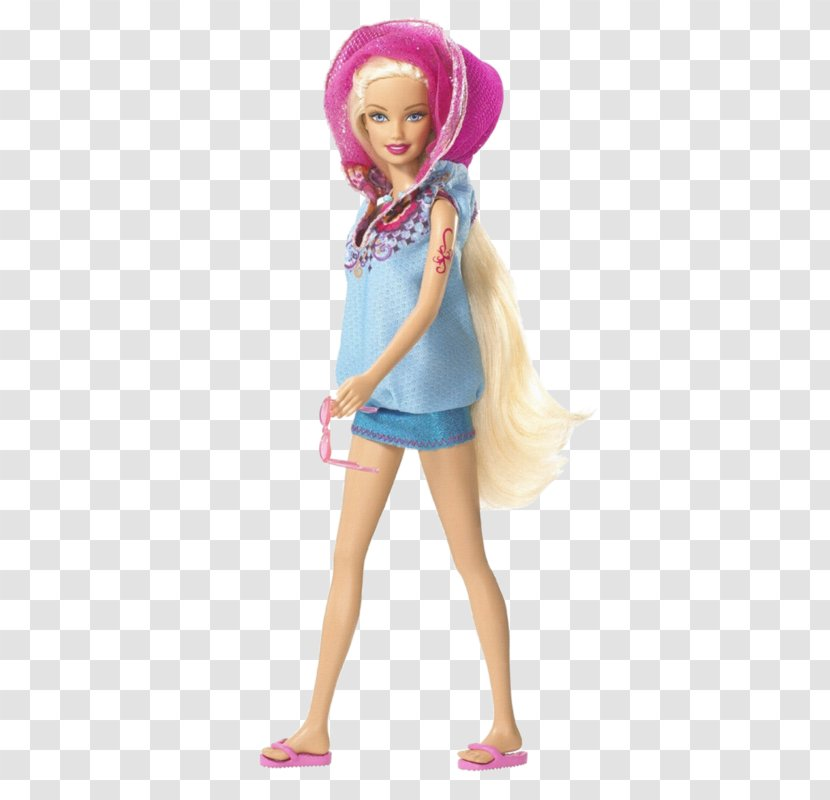 Barbie In A Mermaid Tale Merliah Summers Amazon Com Doll Fashion Transparent Png