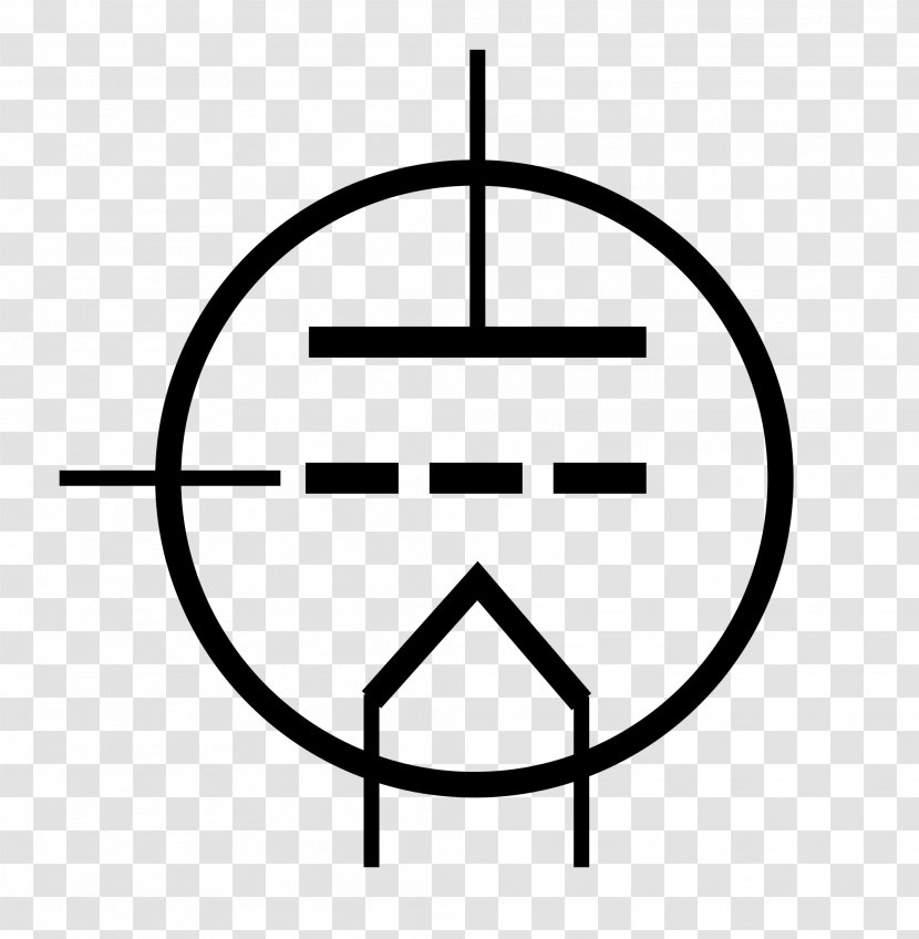 Triode Electronic Symbol Vacuum Tube Schematic Circuit