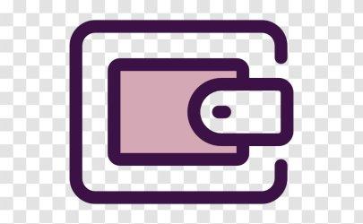 Biryani Ville Money Restaurant Food Purple Wallet Vector Transparent PNG