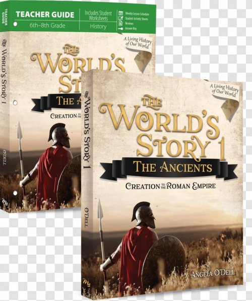 small resolution of Ancient Rome World's Story 1 (Student): The Ancients: Creation To Roman  Empire Greece - World History -