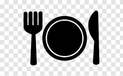 Food Icon Background Logo Gesture Transparent PNG