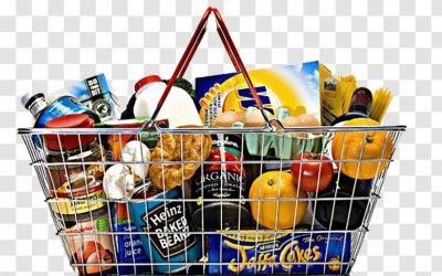 Shopping Cart Grocery Store Retail Supermarket Gift Transparent PNG
