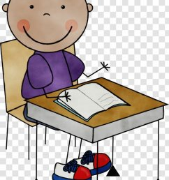 Child Clip Art Writing Teacher Image - Worksheet Transparent PNG [ 1189 x 830 Pixel ]