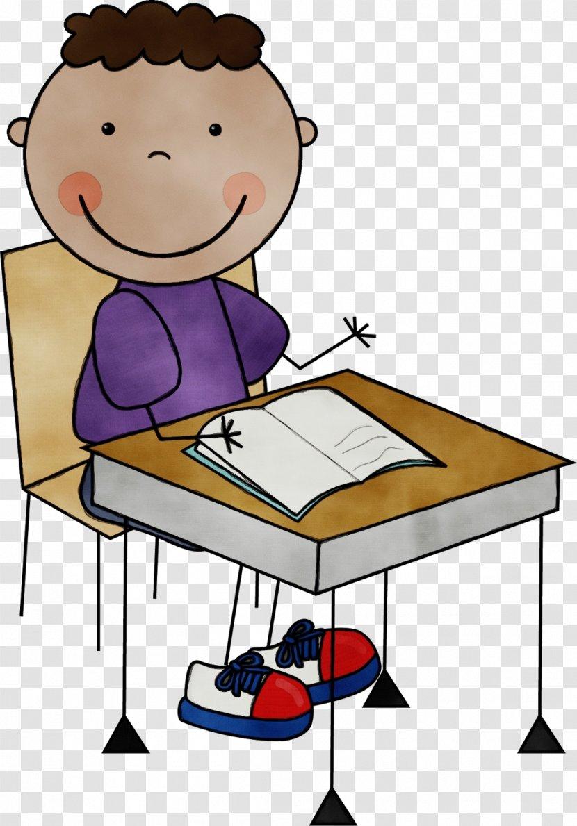 medium resolution of Child Clip Art Writing Teacher Image - Worksheet Transparent PNG