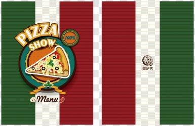 Pizza Italian Cuisine Fast Food Menu Vector Transparent PNG