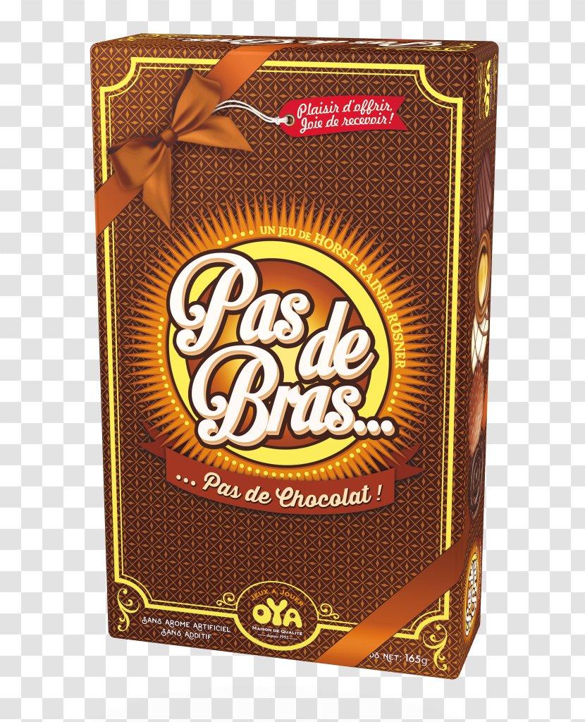 Pas De Bras Pas De Chocolat : chocolat, Board, Playing, Brand, Transparent