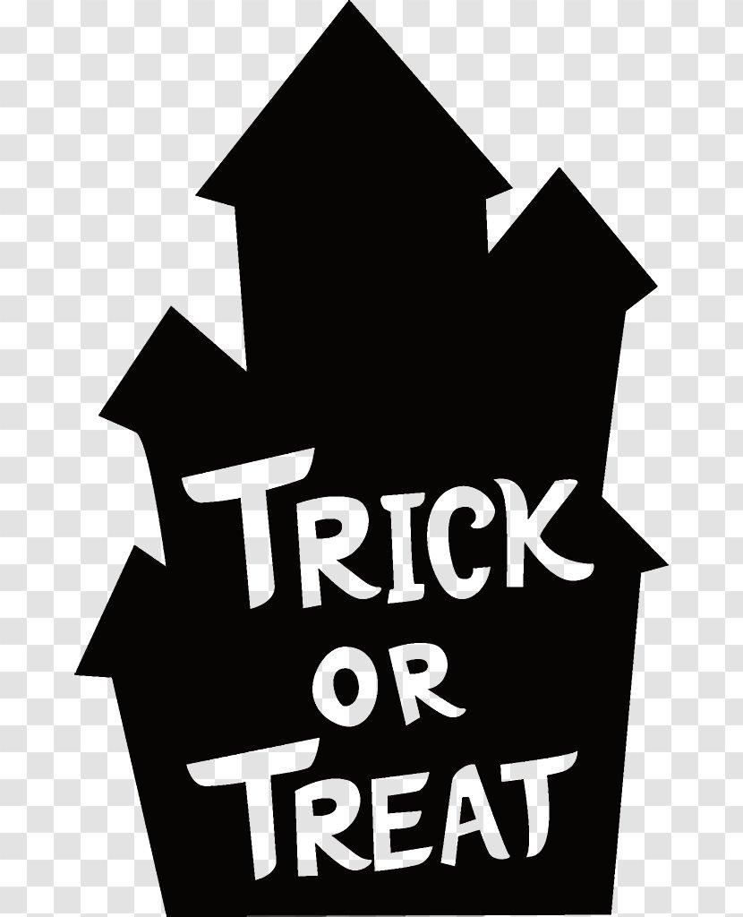 Halloween Logo Png : halloween, Haunted, House, Halloween, Transparent