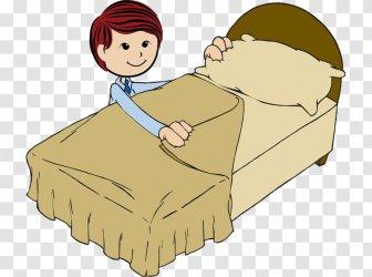 Make Your Bed Bed making Clip Art Cartoon Beds Images Transparent PNG