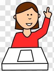 Classroom Cartoon Student PNG Images Transparent Classroom Cartoon Student Images