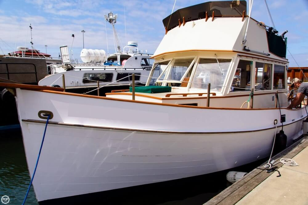 1966 Grand Banks 32 Sedan Power Boat For Sale In Kalama WA