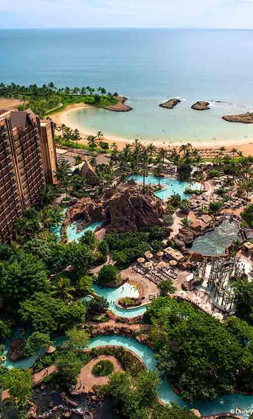 Aulani A Disney Resort And Spa Kapolei HI United