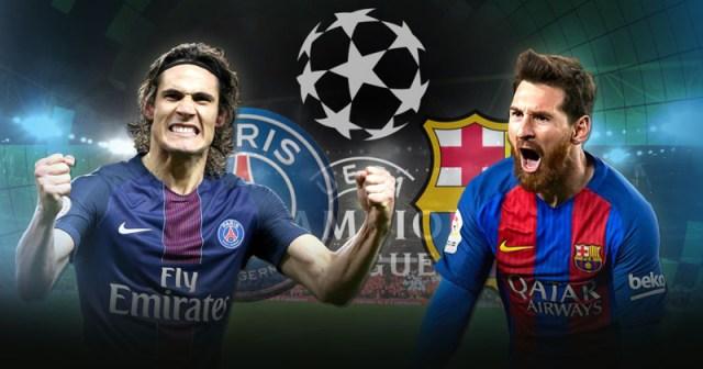 Paris Saint Germain vs FC Barcelona: Preview and Prediction