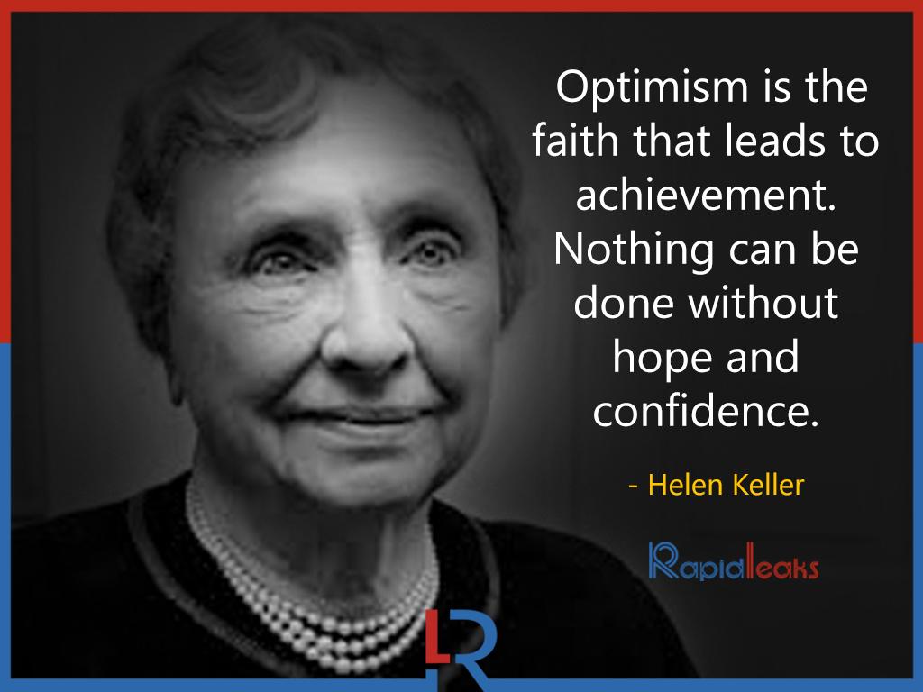 Helen Keller 15 Inspiring Quotes That Will Change Your