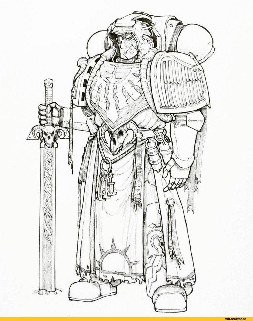 Imperium (Империум) :: Warhammer 40000 :: сообщество
