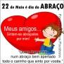 Feliz Dia Do Abraço Blog Gamedesire