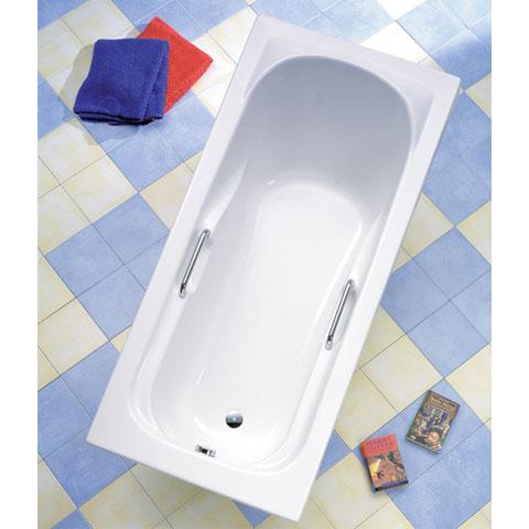 Ottofond Korfu Rechteck Badewanne ohne Wannentrger  931001  Reuter Onlineshop