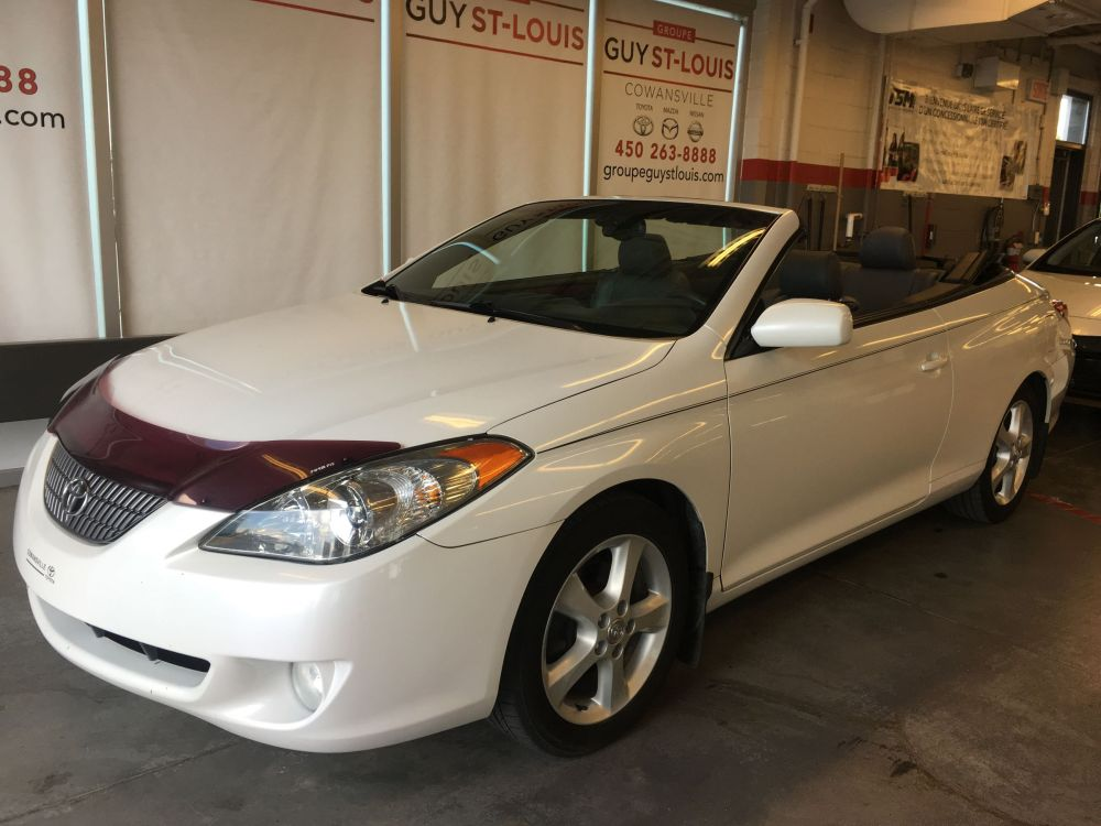 medium resolution of 2006 toyota camry solara