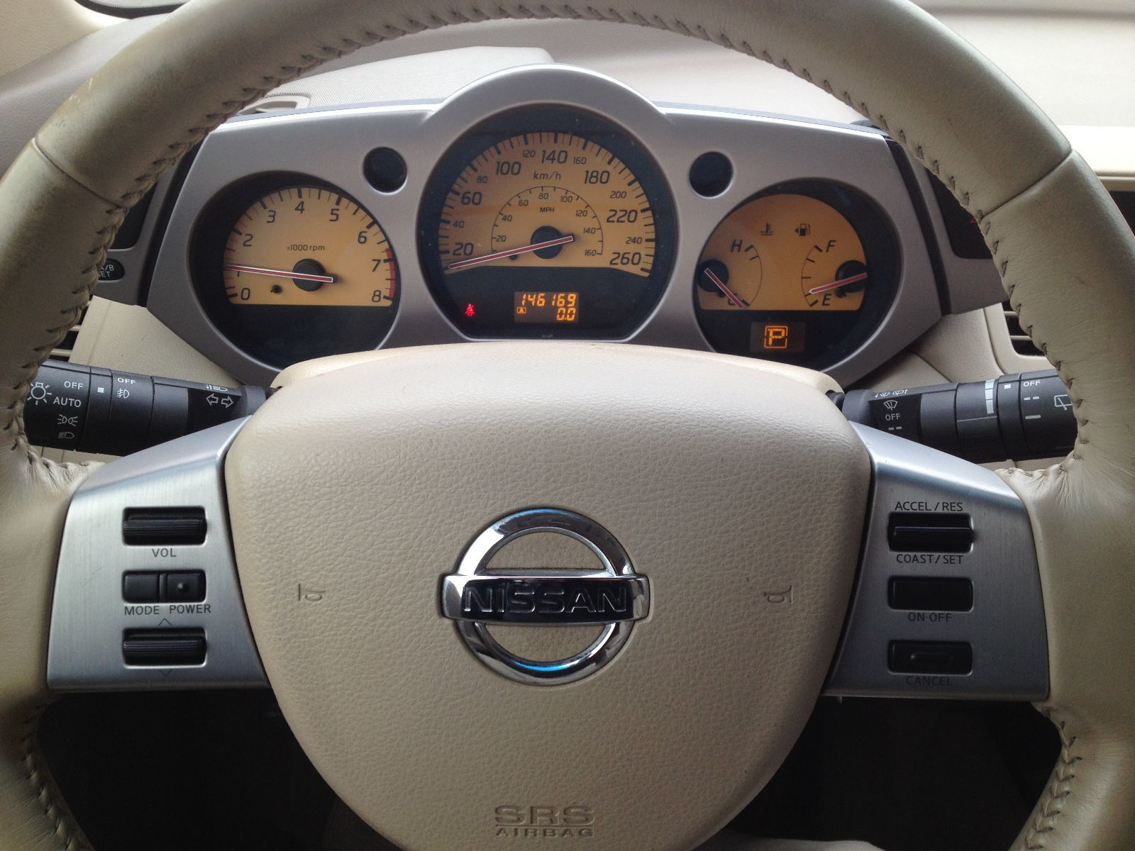 hight resolution of 2004 nissan murano sl img 8
