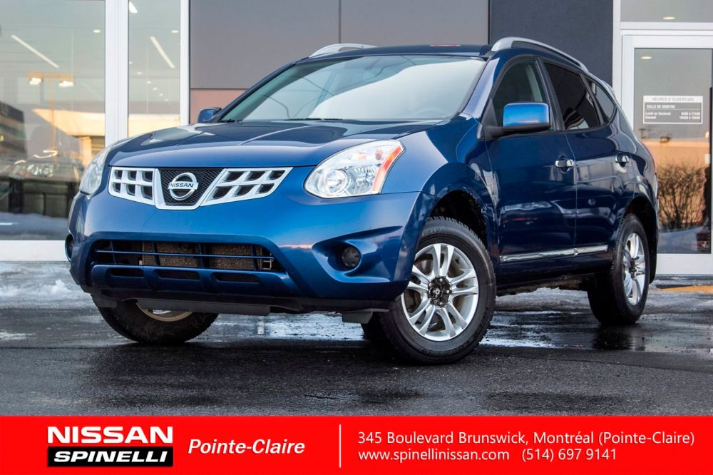 medium resolution of used 2011 nissan rogue sv awd for sale in montreal 171185a spinelli nissan