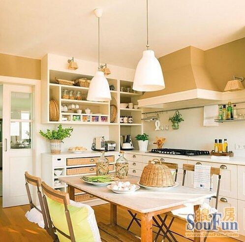 kitchen design jobs round pedestal table 阿海哥的设计工作室 厨房装修风格大全 装修案例库 沈阳房天下