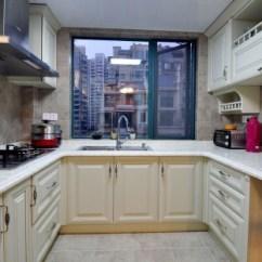 Kitchen Island Set Custom Cabinets Online 凉台厨房装修-阳台改厨房装修图 _感人网