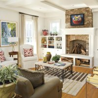 Lovely Living Rooms - Southern Living