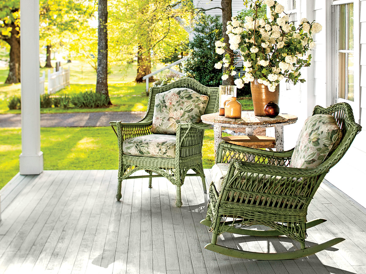 Black Wicker Rocking Chairs The One Thing I Wish I Knew Before Buying Rocking Chairs For Our