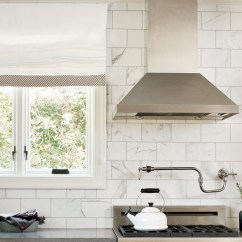 Kitchen Backsplash Photos Paint Color For 10 Classic Options That Aren T White Subway Tile Thuston With Marble