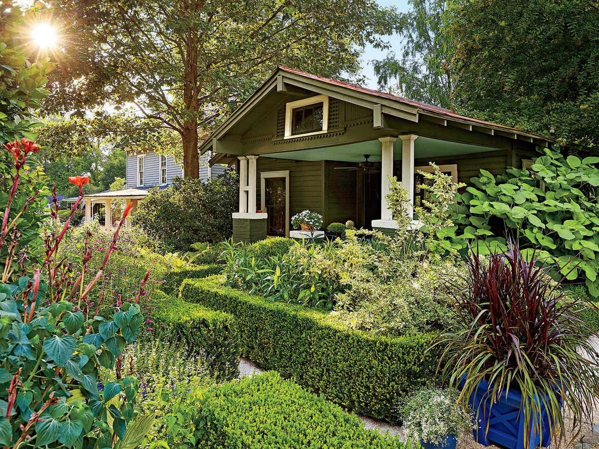 Southern Living Front Yard Landscaping Ideas