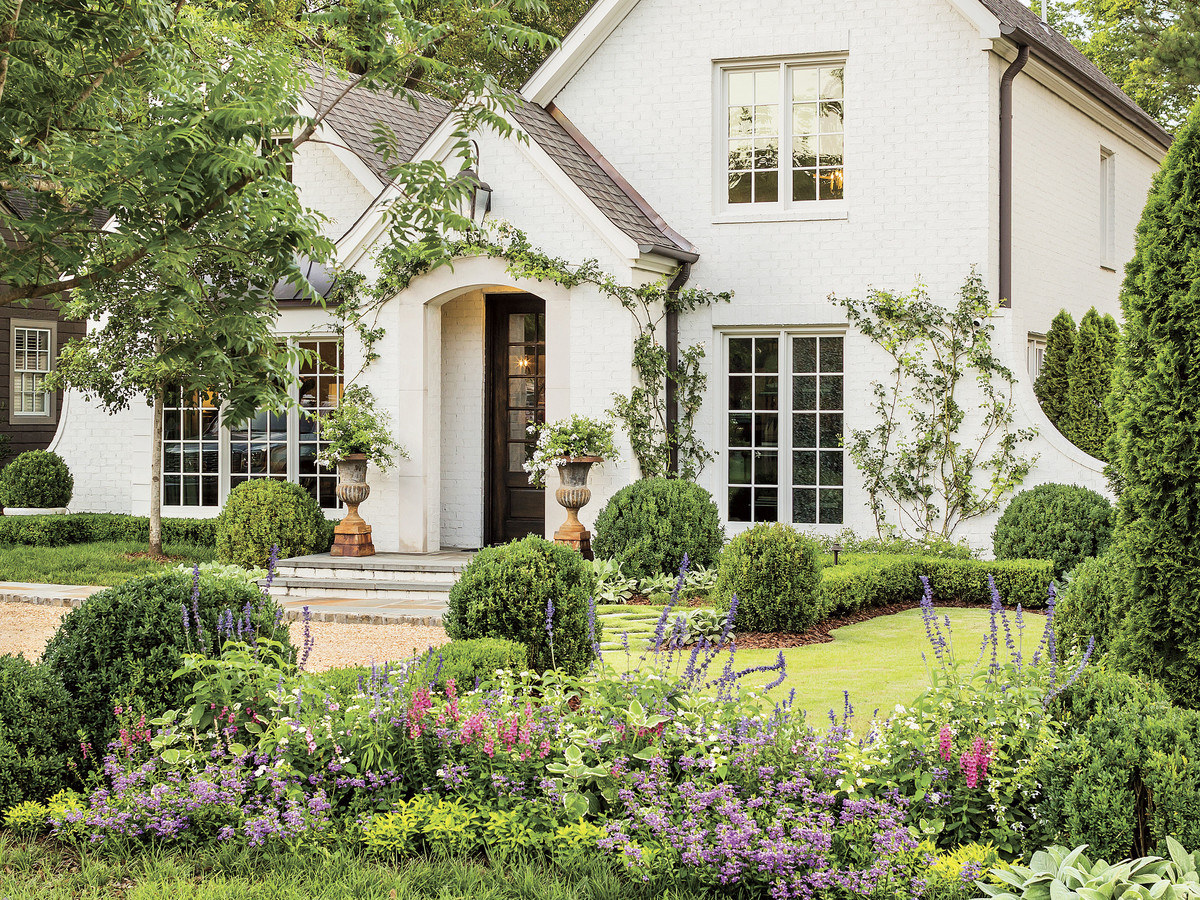 landscaping ideas - front yard