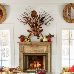 Big Living Room Design White Ceiling Fan 106 Decorating Ideas Southern Give A Small Style