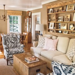 Inspiration For Living Room Chandelier Lights Small 106 Decorating Ideas Southern Look In Unexpected Places