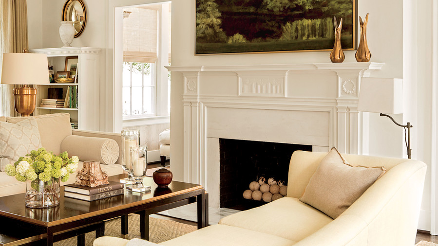elegant living rooms with fireplaces room ideas 2018 tv 25 cozy for fireplace mantels southern neutral mantel