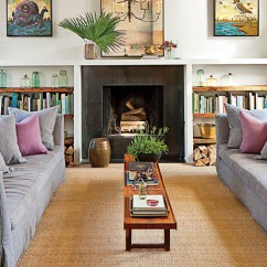 How To Design Living Room With Fireplace And Tv Industrial Ideas 25 Cozy For Mantels Southern Family