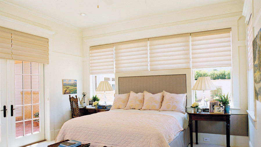 Bedroom Window Treatments  Southern Living