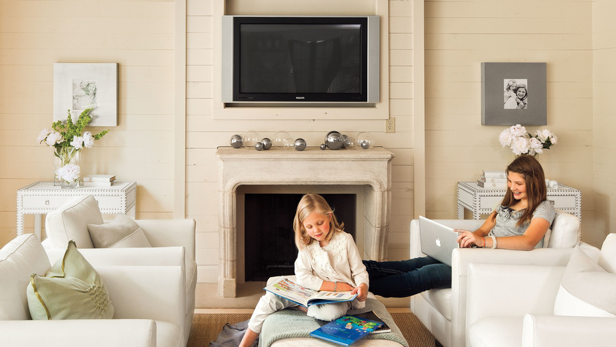 living room fireplaces pictures color schemes with gray furniture 25 cozy ideas for fireplace mantels southern great