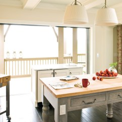 Kitchen Islands Ideas Recycled Countertops Stylish Island Southern Living Practical