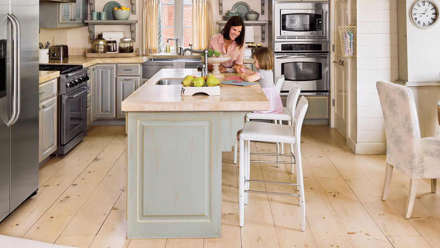 kitchen islands ideas henckels shears stylish island southern living architectural details