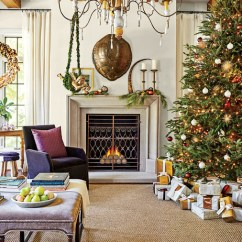 Decorate Small Living Room For Christmas Designing Our Favorite Rooms Decorated Southern Dana Wolter Decoated