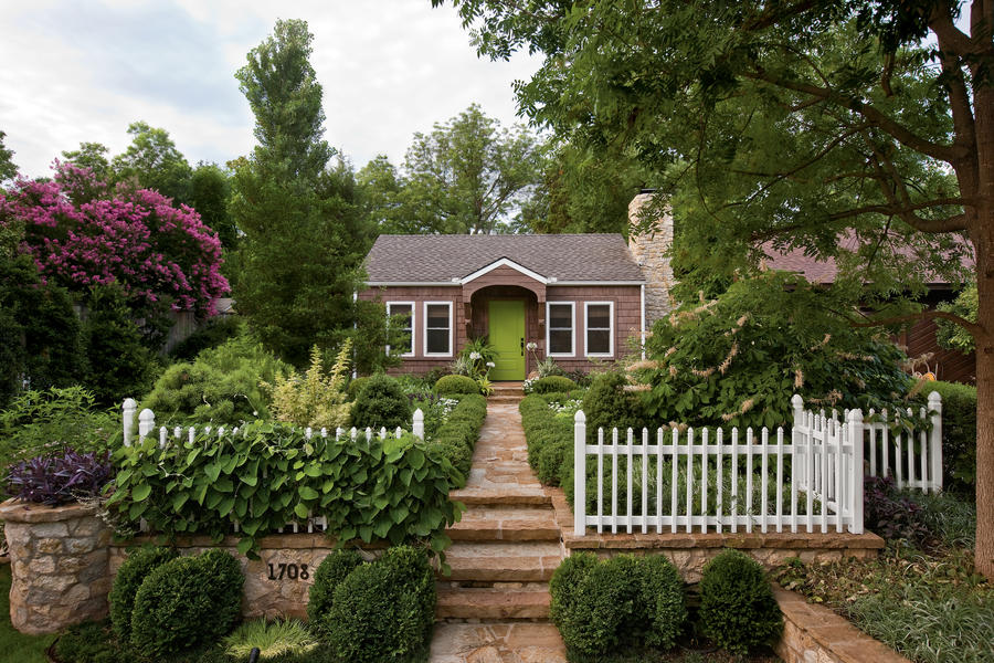 Cottage Home Landscaping Ideas Home Home Plans Ideas Picture