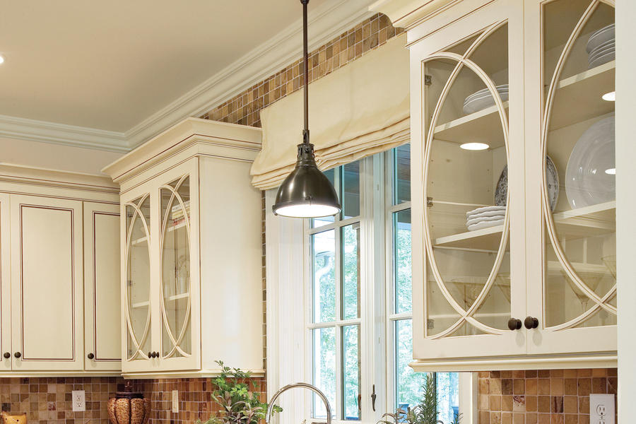 Glass Doors  Kitchen Cabinet Types  Southern Living