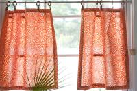 Quick Cafe Curtains - Kitchen Accents - Southern Living