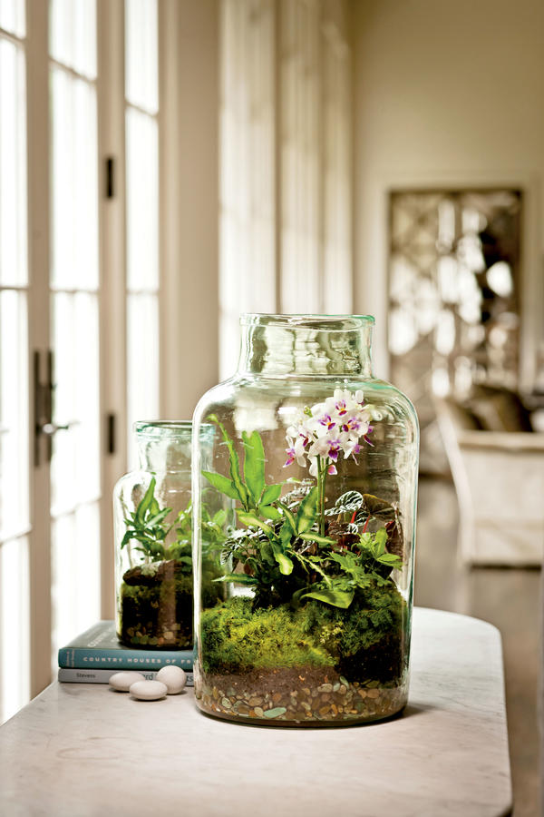 Terrarium Spectacular Container Gardening Ideas Southern Living