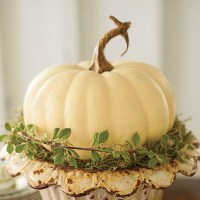 Simple Centerpiece - The Ultimate Southern Thanksgiving ...