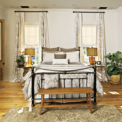 Master Bedrooms Neutral Retreat  Master Bedroom Decorating Ideas  Southern Living