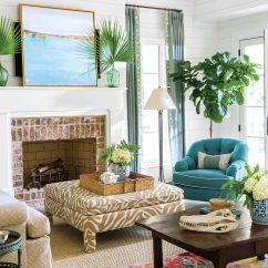 Beach Style Decorating Living Room Tiles Wall Designs Ideas Southern