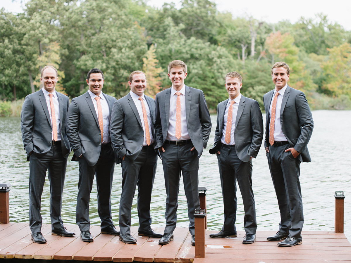 6 Wedding Day Ideas For The Groom And His Guys