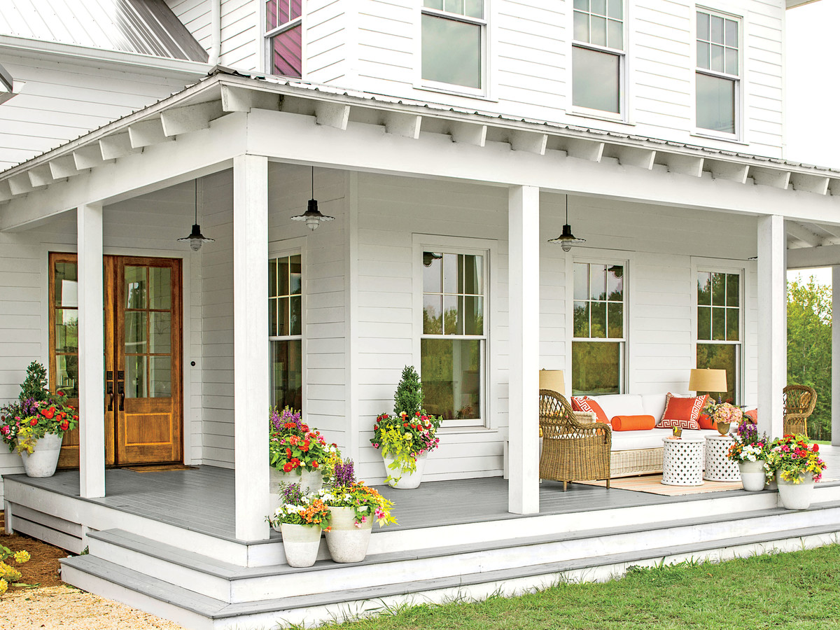 Beautiful Porch Design Ideas - Southern Living