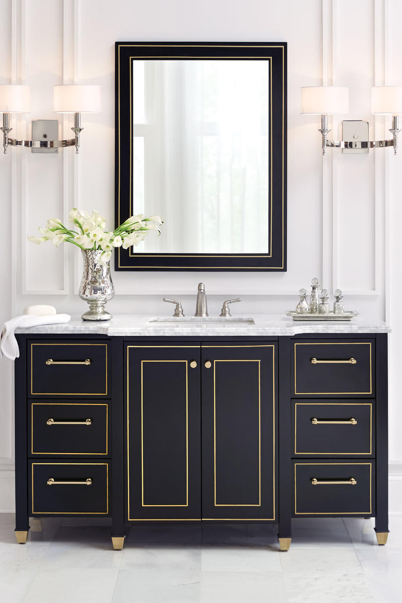 black high gloss living room furniture design your virtual bath vanities from home decorators collection - southern ...